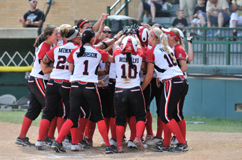 Akron Racers Celebrate Another Win