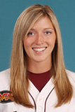 2008 Akron Racers First Round Draft Pick Angela Tincher